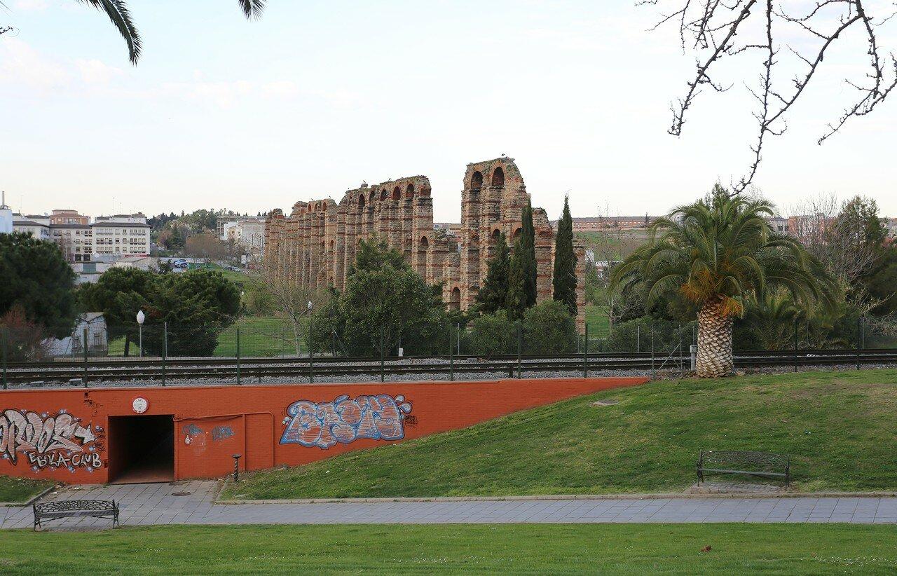 Акведук Лос Милагрос, Мерида