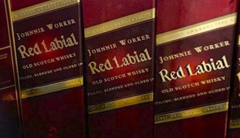 Джонни Рабочий — только качественный алкоголь.