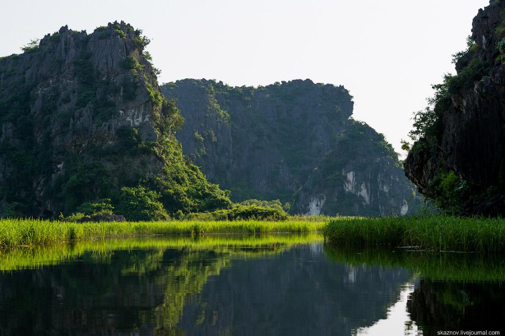 14. Еще Ван Лонг — место обитания лемуров, которые занесены во всемирную «Красную книгу».