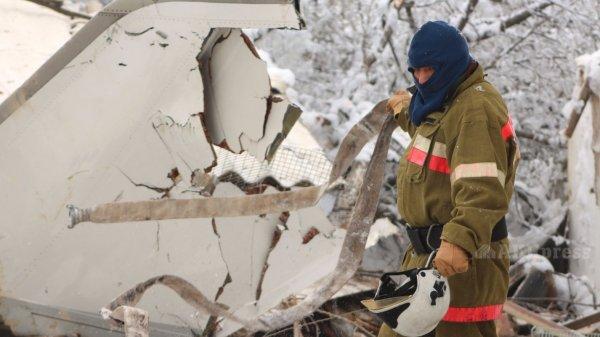 ВКиргизии после крушения самолета объявлен траур