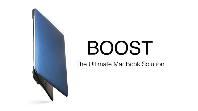 Возможности 12-дюймового MacBook расширит новый чехол Boost