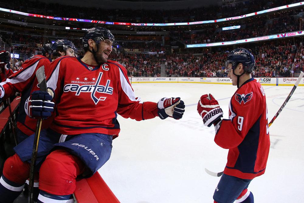 4 русских хоккеиста вошли вТОП-100 игроков НХЛ