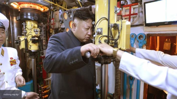 Ким Чен Ын сократил начальника разведки Северной Кореи
