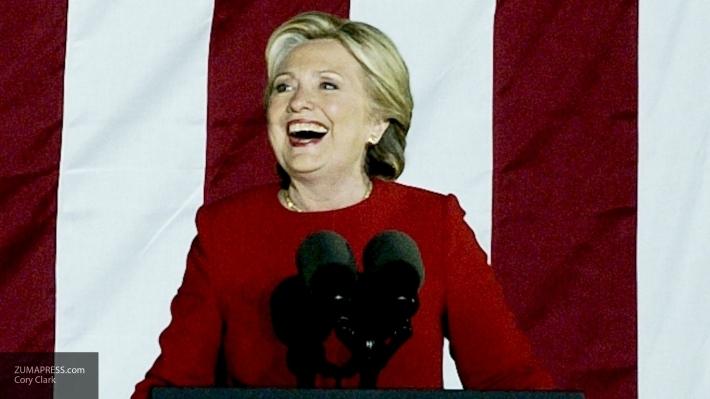 Фильм оХиллари Клинтон получил «Золотую малину»