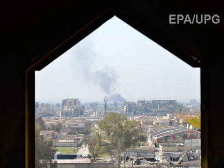 Армия Ирака отбила убоевиков часть Мосула