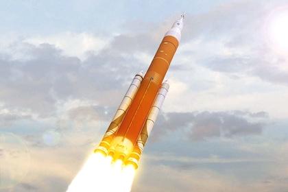 NASA отложило запуск SLS слунно-марсианским кораблем Orion