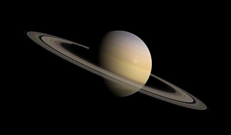 Сделан необычайный снимок Сатурна— Ученые