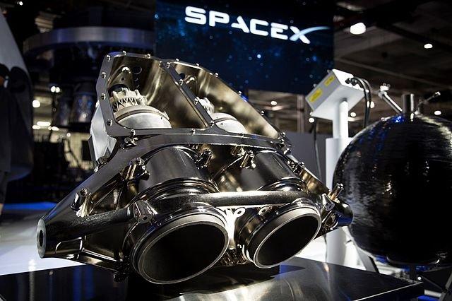 Компания SpaceX планирует отправить наМарс два Red Dragon