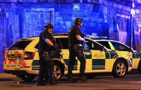 Предварительно: никто из граждан России непострадал при взрыве настадионе «Манчестер Арена»