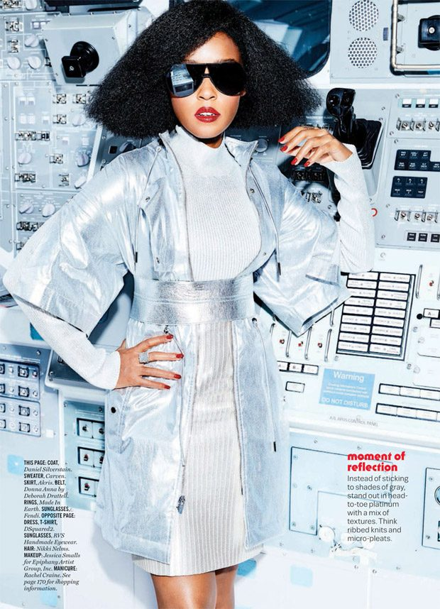 Explore Your Style Limits: Janelle Monae Stars in Cosmopolitan Magazine