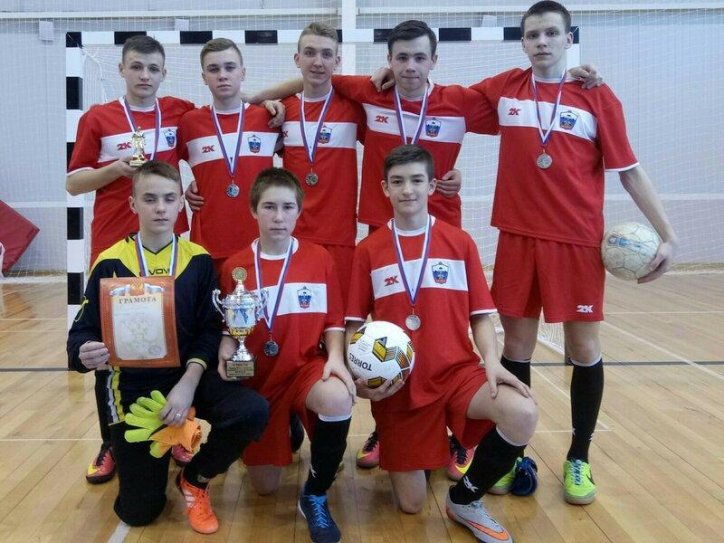 Турнир по мини-футболу «Юные таланты»  среди юношей 2001-2002 года рождения