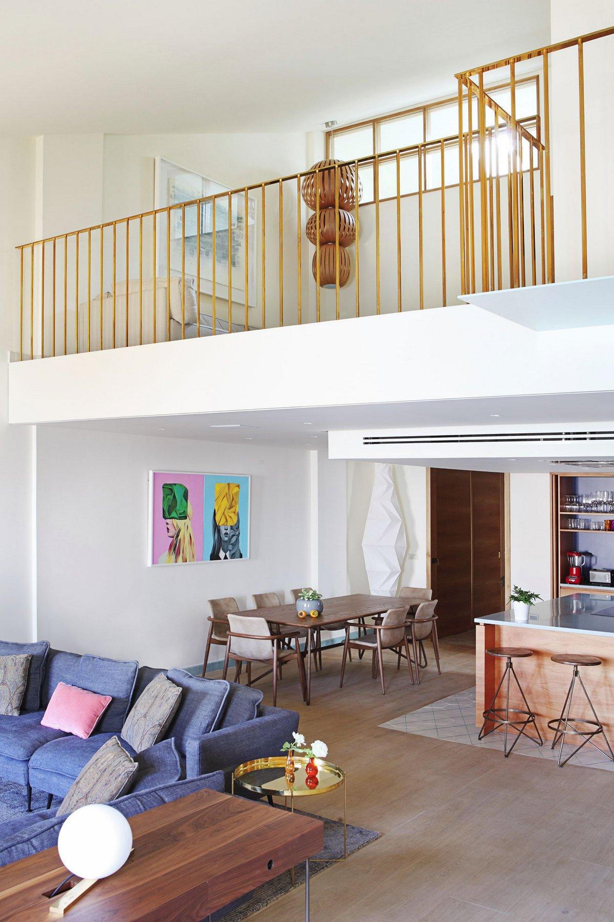 Двухэтажная квартира в Валенсии