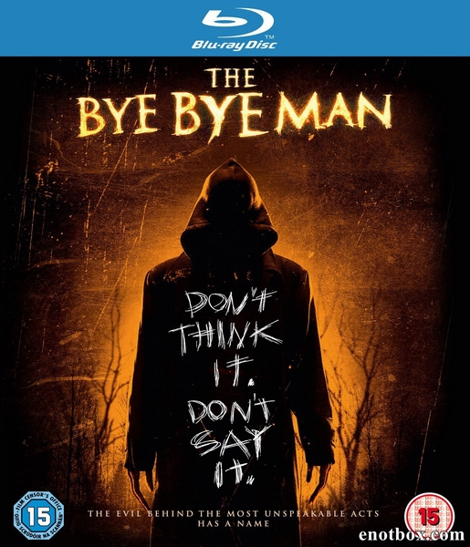 БайБайМэн (Расширенная версия) / The Bye Bye Man (Unrated) (2017/BDRip/HDRip)