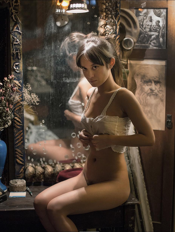 Обнаженная Лолита - Полина Князева / Polina Knyazeva nude by Pavel Kiselev - Lolita
