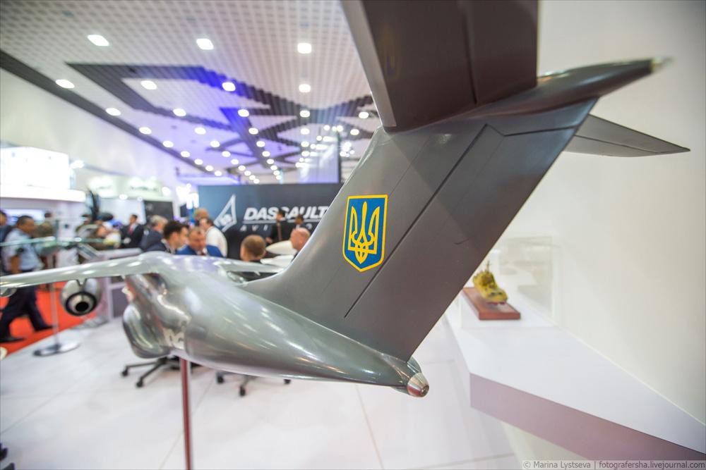 Украина на военной выставке в Малайзии