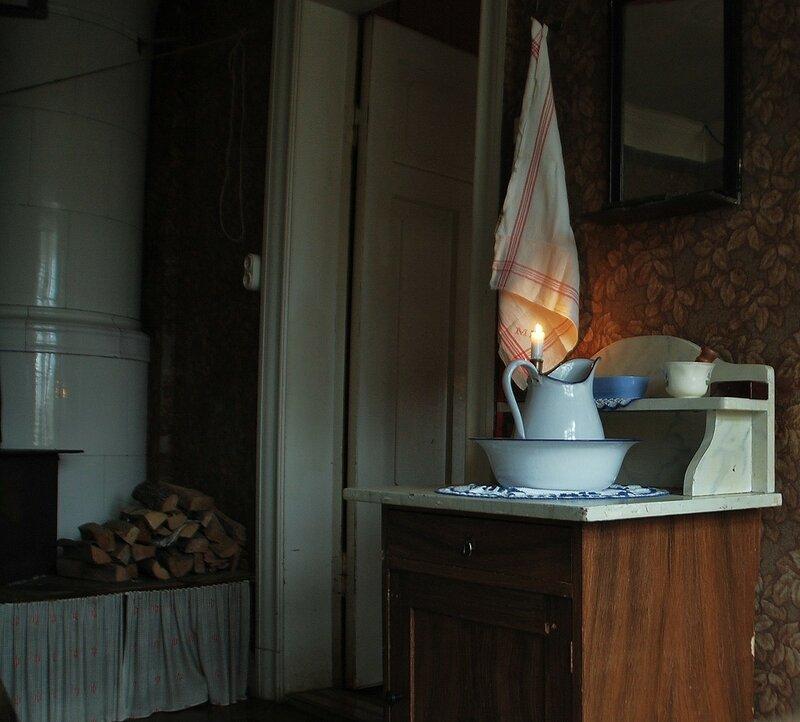 Швеция. Малунг. Дом-музей. Фот Татьяна Беляева