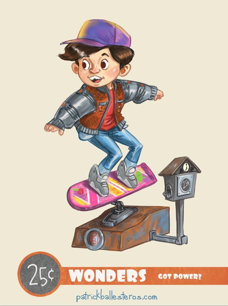 Quand les heros retombent en enfance - Les nouveaux maneges pop culture !