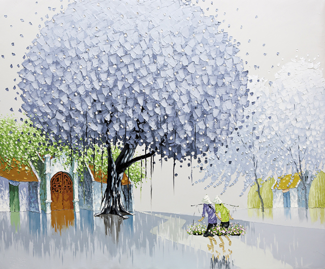Vivid Artworks by Phan Thu Trang