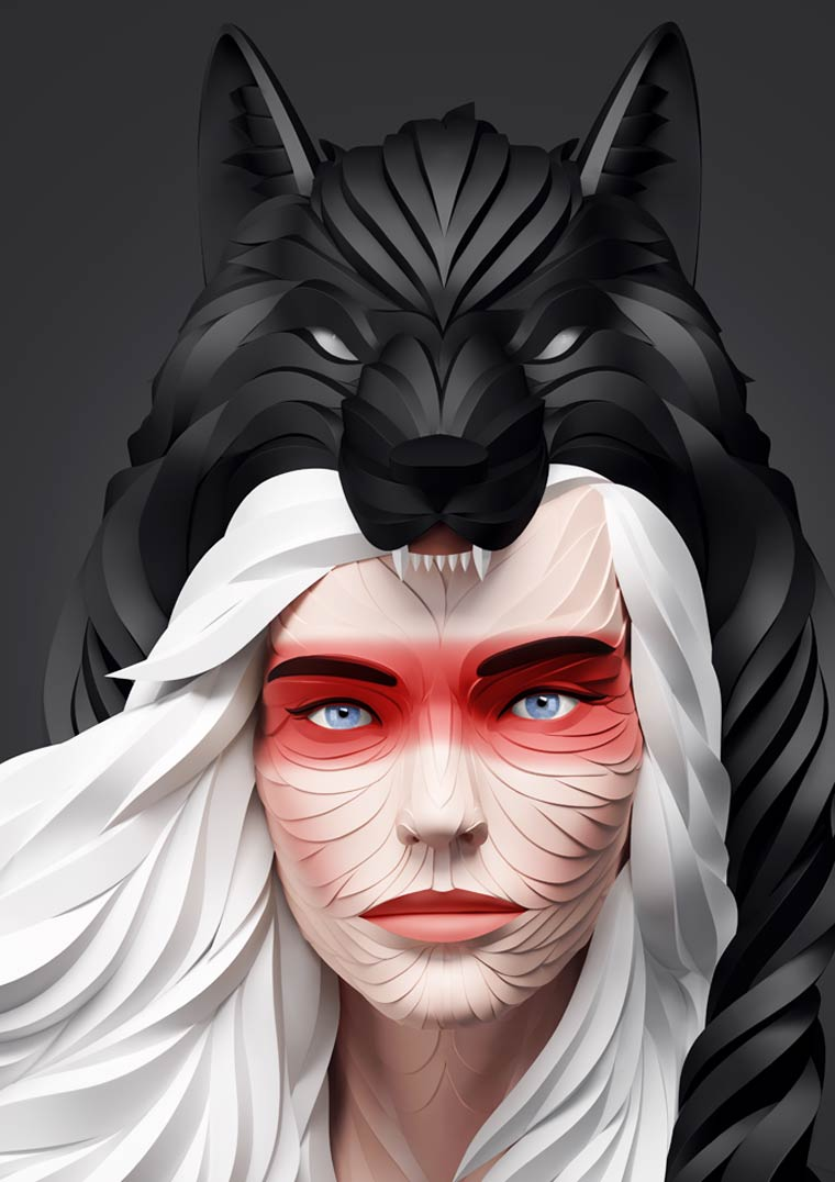 Predators - Les creations de Maxim Shkret