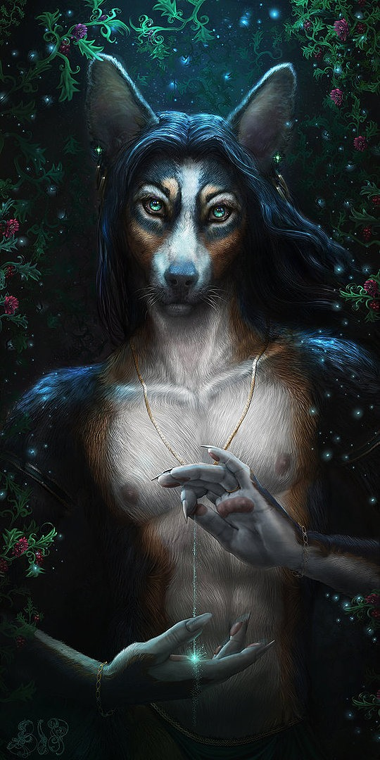 Original Digital Art by Bobbie Jean Pentecost