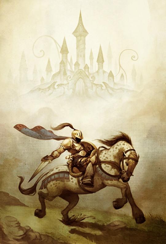 Amazing Illustrations by Garrett Hanna