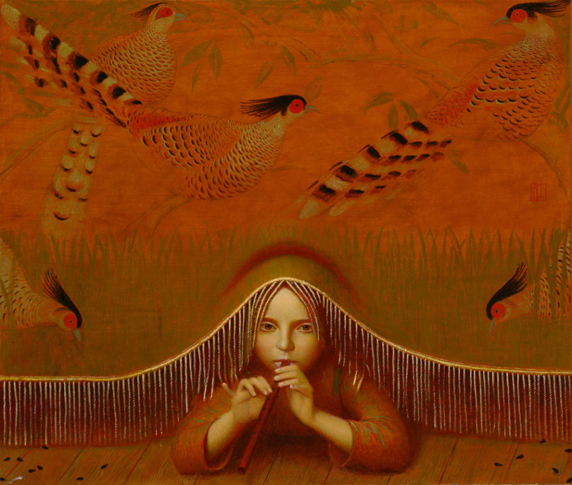 Old & New: Paintings by Andrey Remnev