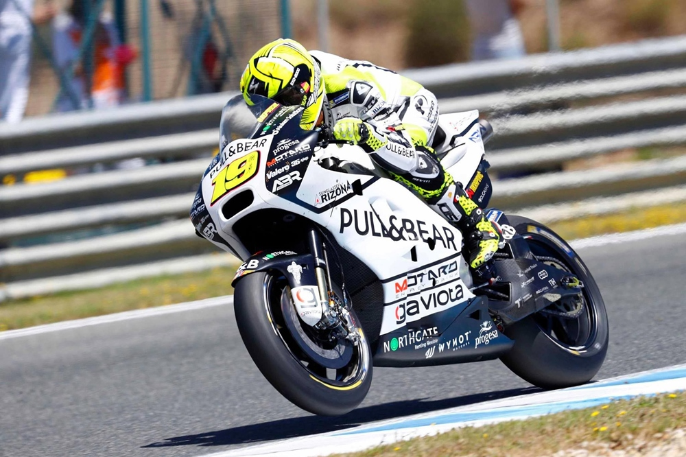 Команда Pull&Bear Aspar продлила контракт с Ducati