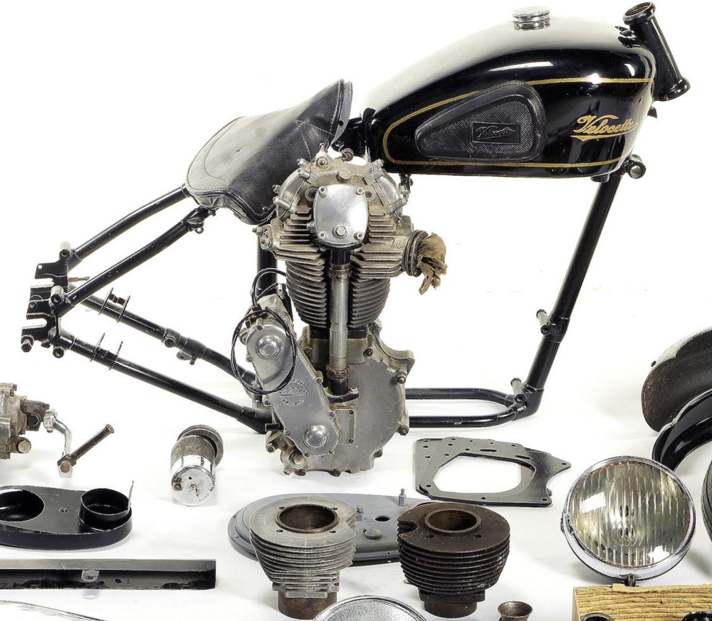 Комплект Velocette KSS MKII 1938