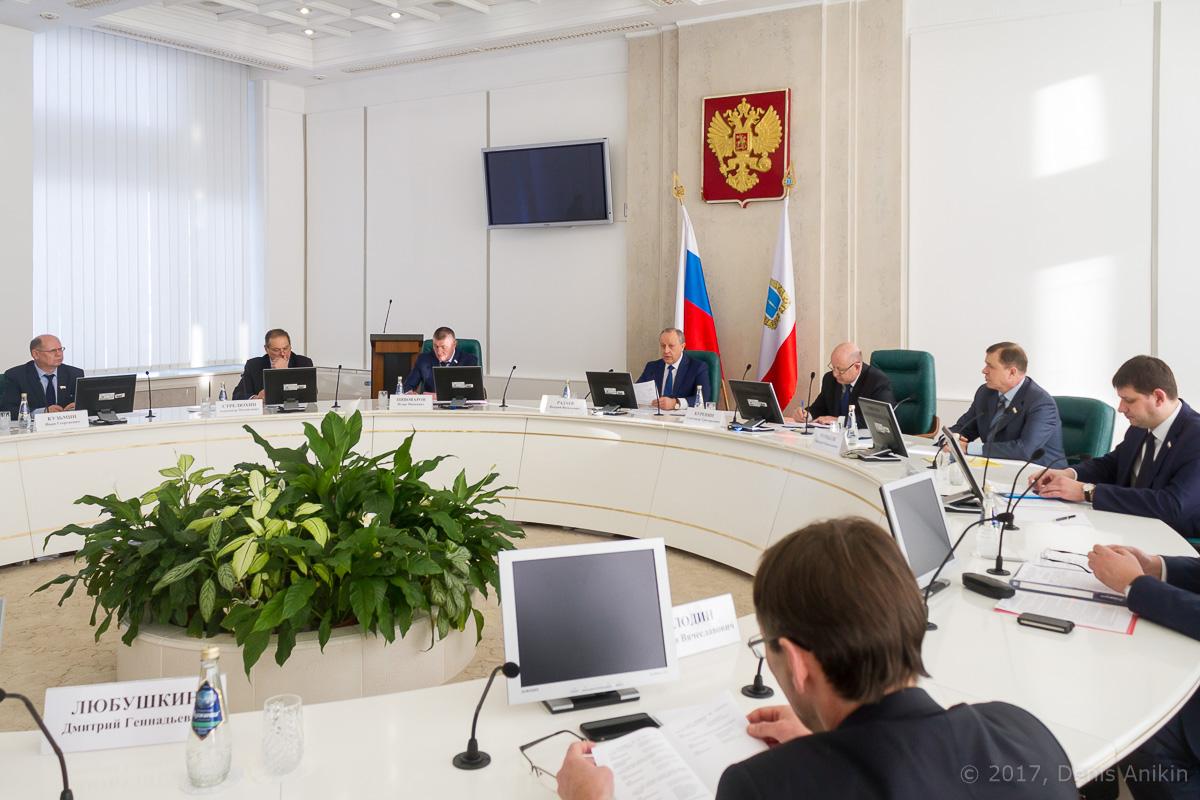 совещанию по комплексному развитию Саратова в 2017 году фото 2
