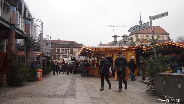 Рыночная площадь Ашаффенбург