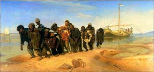Бурлаки на Волге, 1873. Илья Репин. repin-burlaki-na-volge.jpg