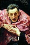 Портрет актера, драматурга и режиссера В.Д.Ратова (С.М.Муратова). 1910. Илья Репин.jpg