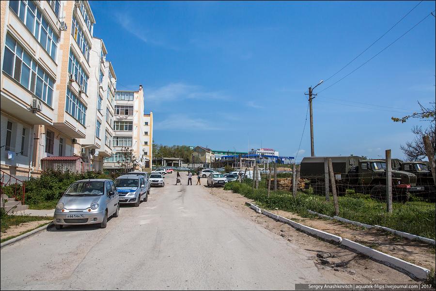 Гетто в Севастополе