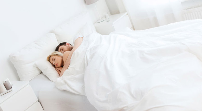 Спим правильно