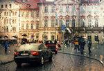 Дождливая Прага
