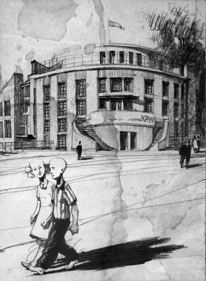 Иллюстрации Кирилла Челушкина к книге Король с Арбата В. Чачина.jpg