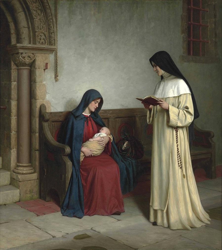 1917 Материнство (Maternity) Частное собрание