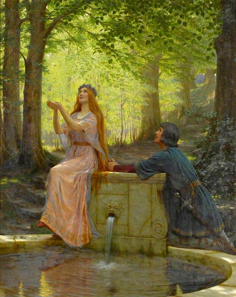 Pelleas and Melisande.