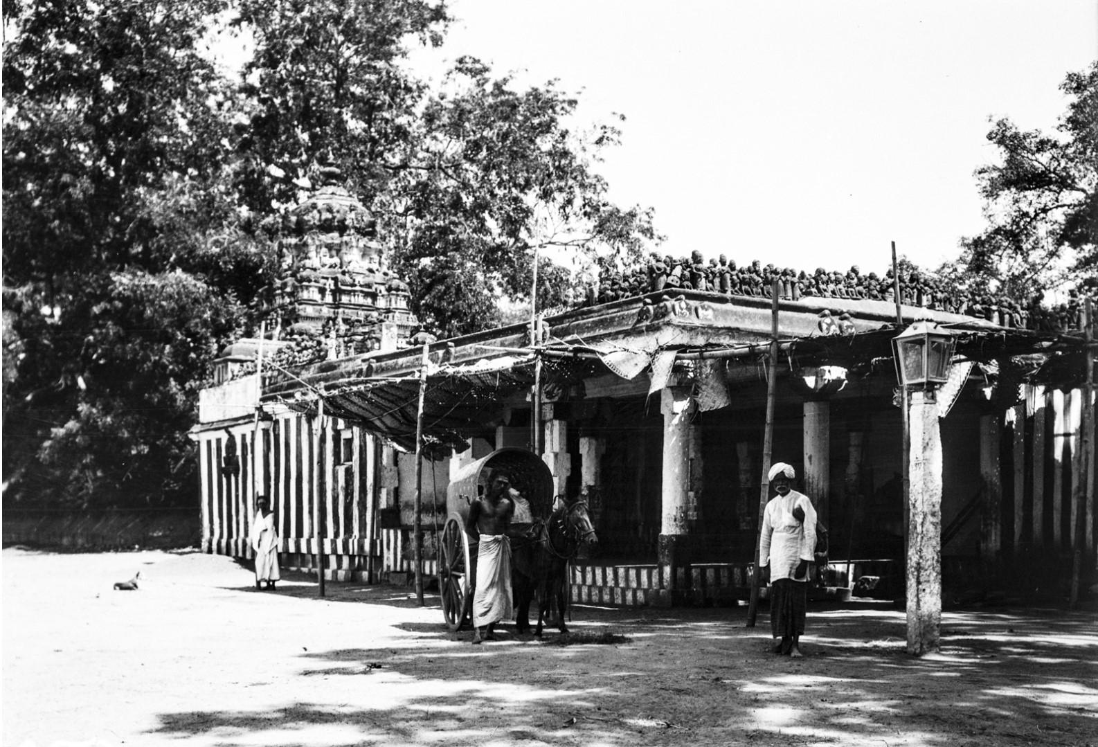 451. Мадрас. Храм богини Кали