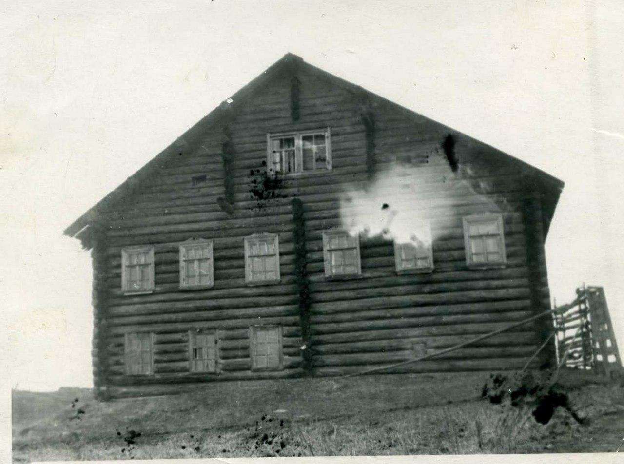 Дом Дуровиных