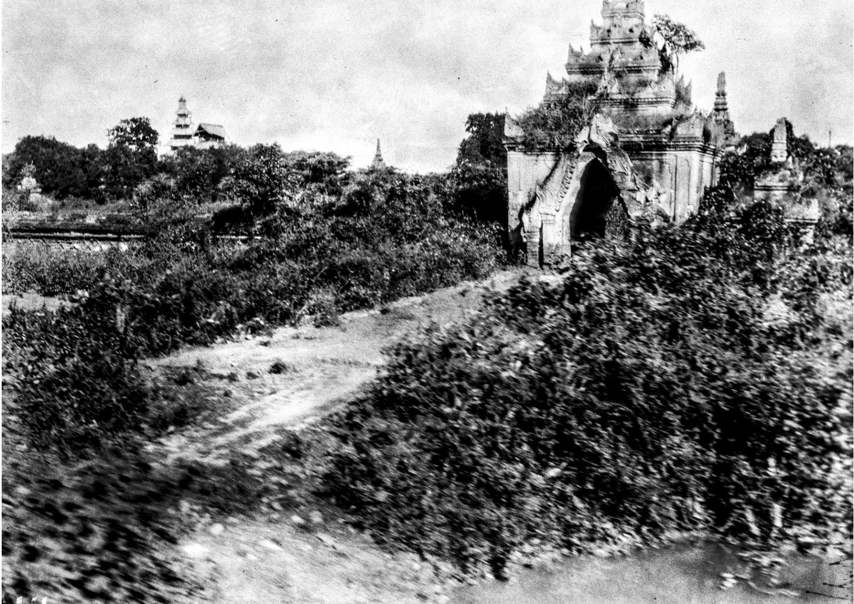 1098. Пагода в Амарапуру