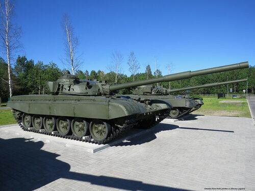 Т-72 (музей Прорыв) _30.JPG