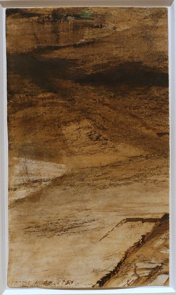 Untitled_by_Victor_Hugo,_1850,_ink_and_wash_-_Museum_Berggruen_-_DSC03805.JPG
