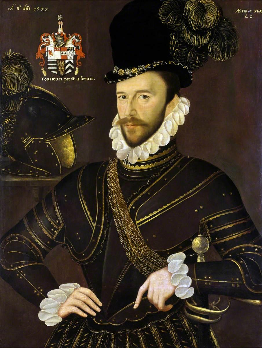 Richard Drake (1535-1603)