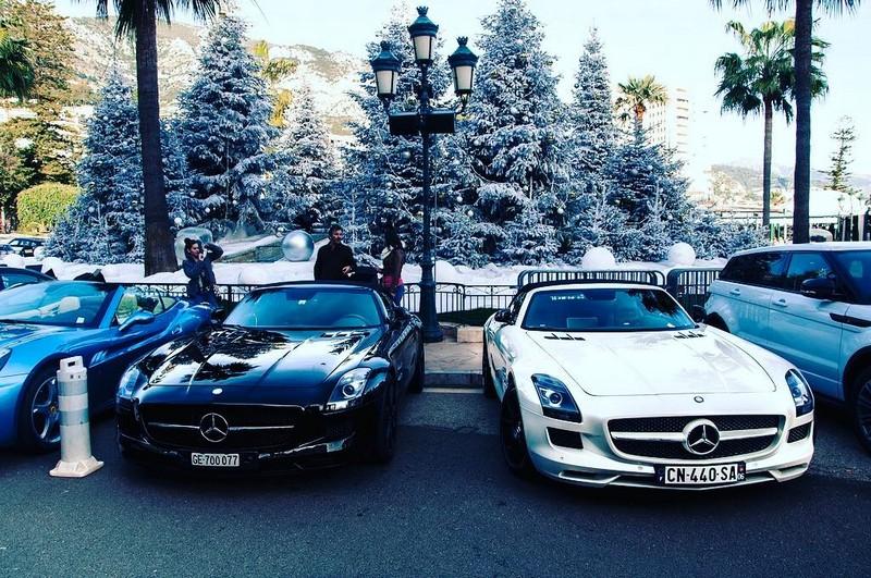 Богатые детишки Швейцарии