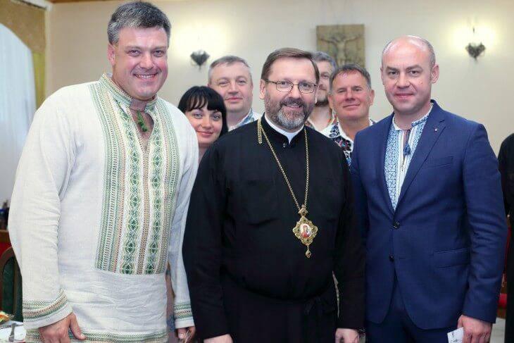 Сергей Надал: «Сохраним нашу духовность — построим сильную и богатую Украину»