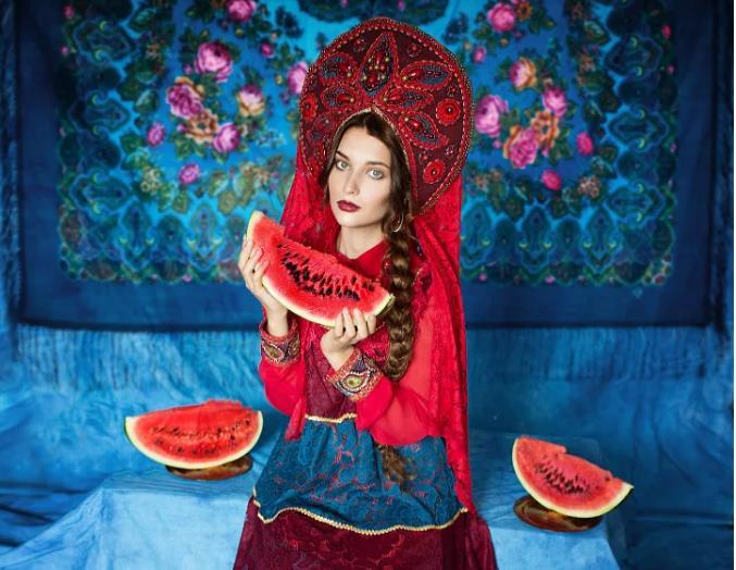 Фотограф Маргарита Карева