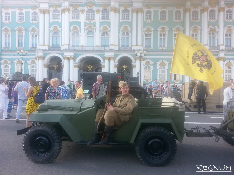 На краже истории: РВИО идет по пути украинско-прибалтийских «историков»