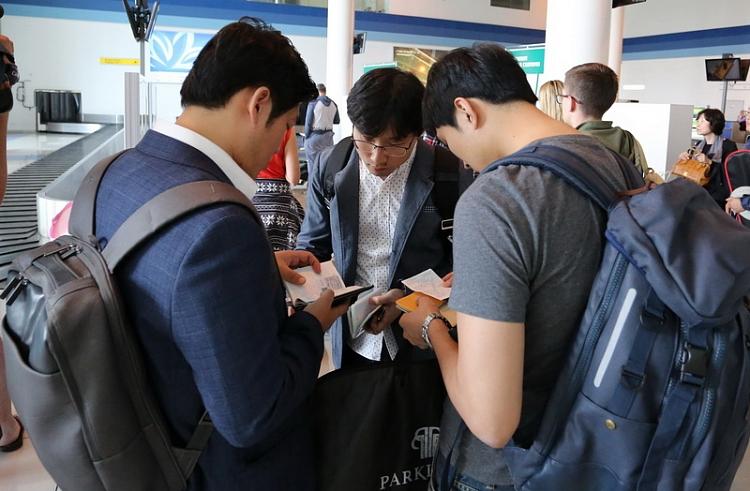 Первых обладателей электронных виз встретят в Приморье