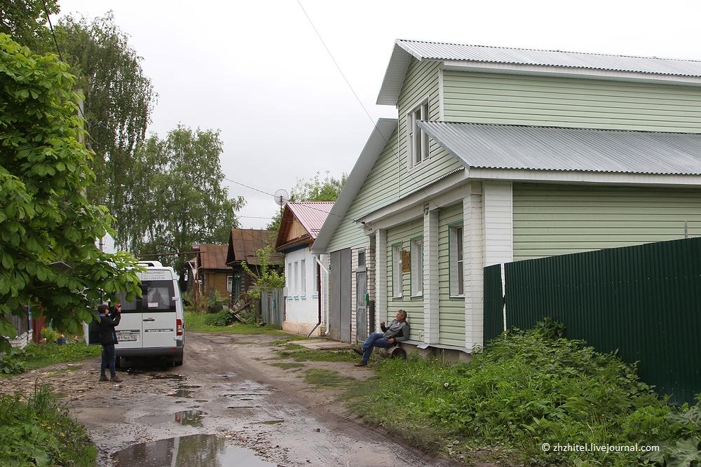 Пластиковый дом Ильи Муромца
